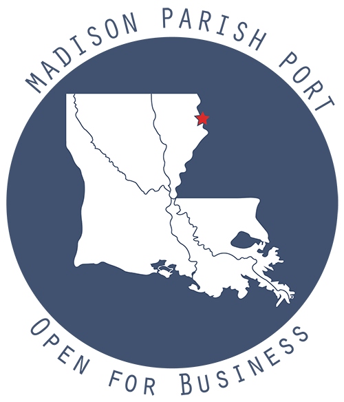 Madison Parish Port Logo